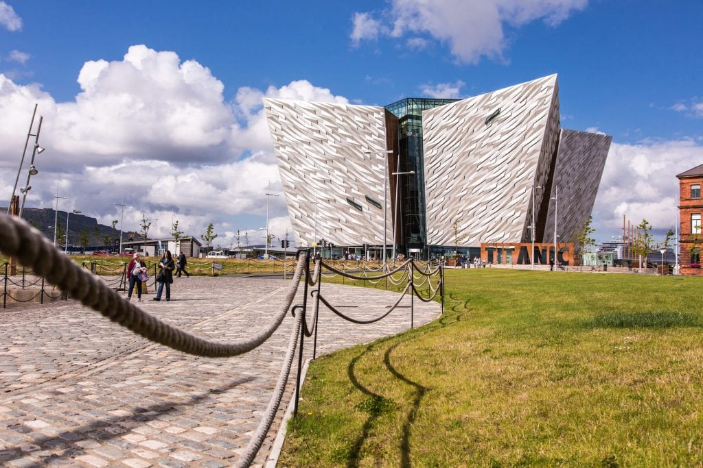 Thumbnail for Titanic Belfast
