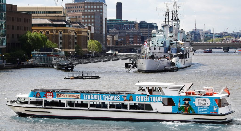 Thumbnail for Terrible Thames Horrible Histories