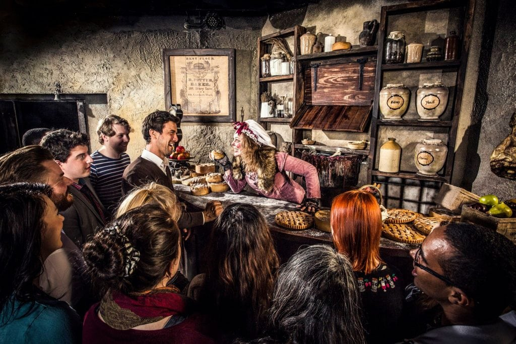 Featured image for London Dungeon