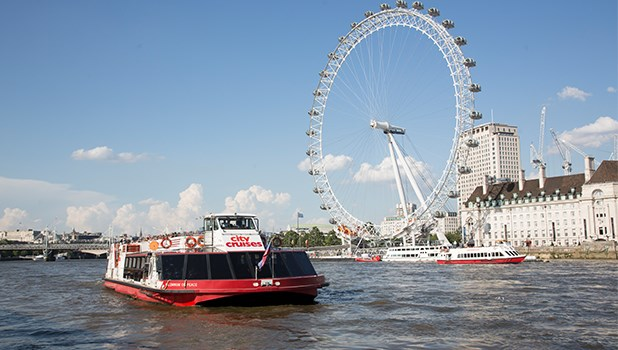 Featured image for City Cruises London