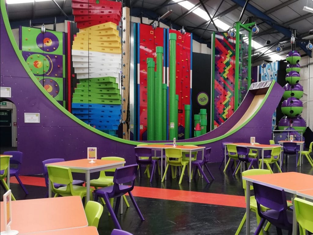 Featured image for Clip 'n Climb Bicester