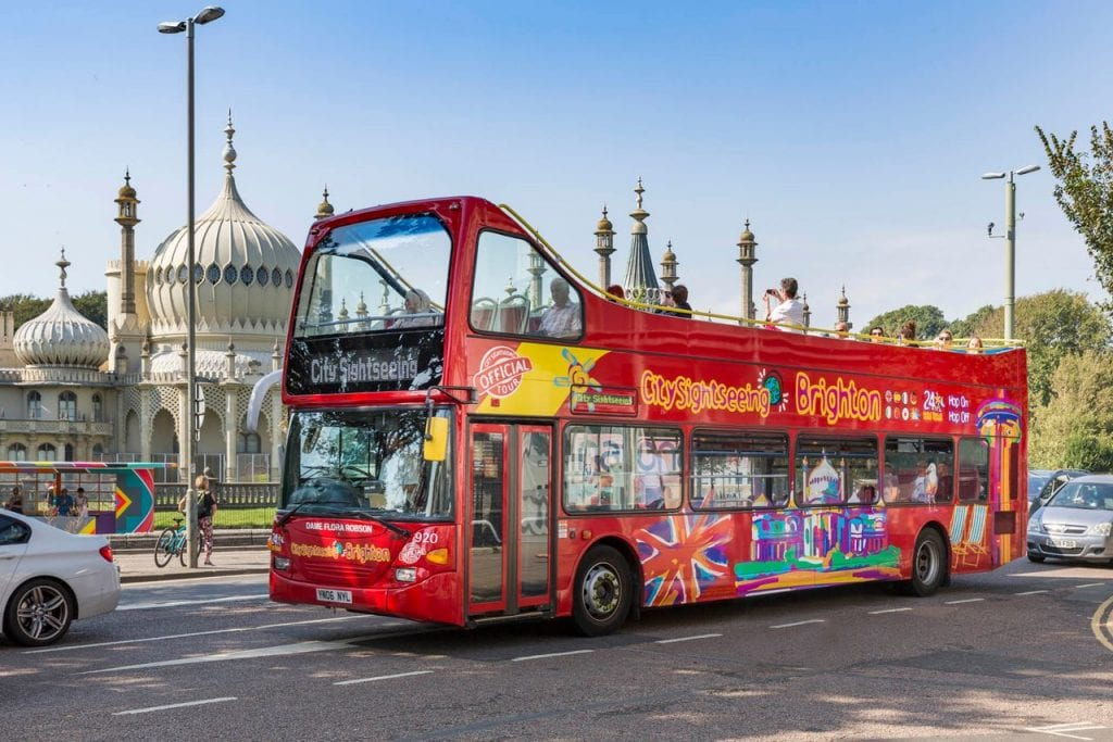 Featured image for City Sightseeing Bus Brighton
