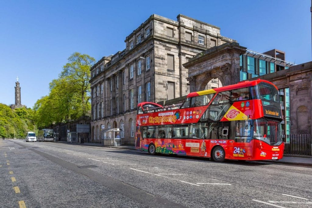Featured image for City Sightseeing Bus Bath