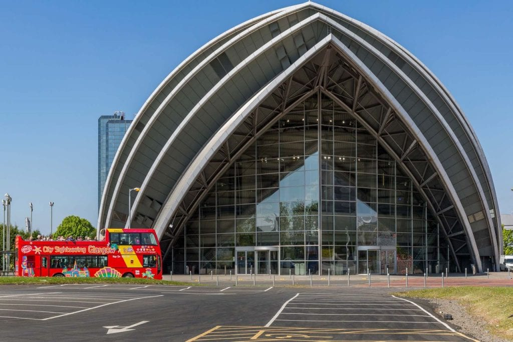 Featured image for City Sightseeing Bus Glasgow
