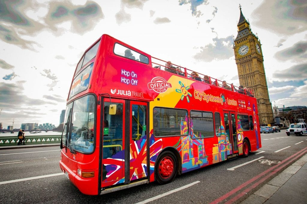Featured image for City Sightseeing Bus London
