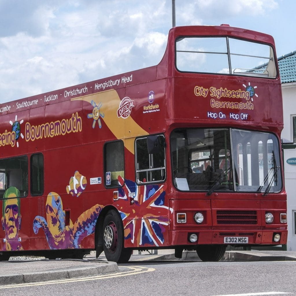 Bournemouth City Sightseeing Bus
