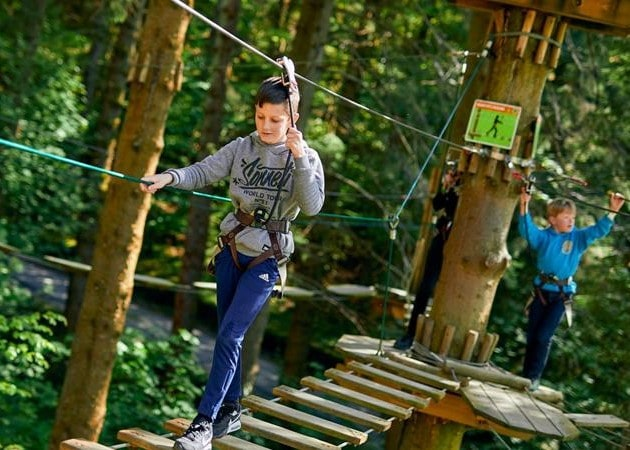 Featured image for Go Ape Bracknell