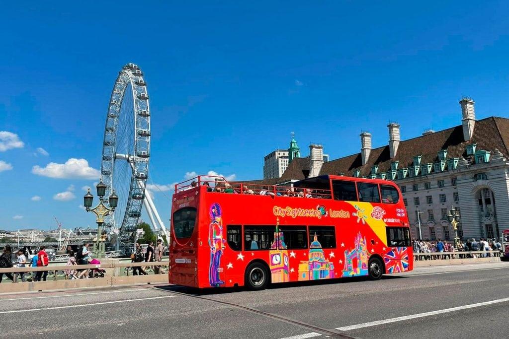 City Sightseeing Bus London