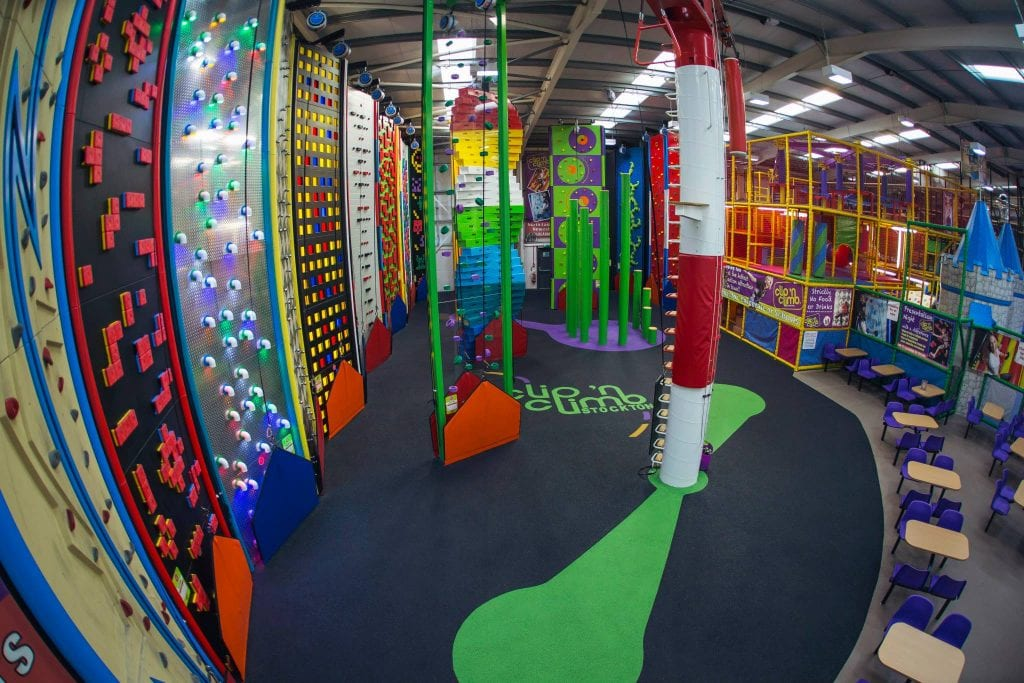 Featured image for Clip 'n Climb Stockton