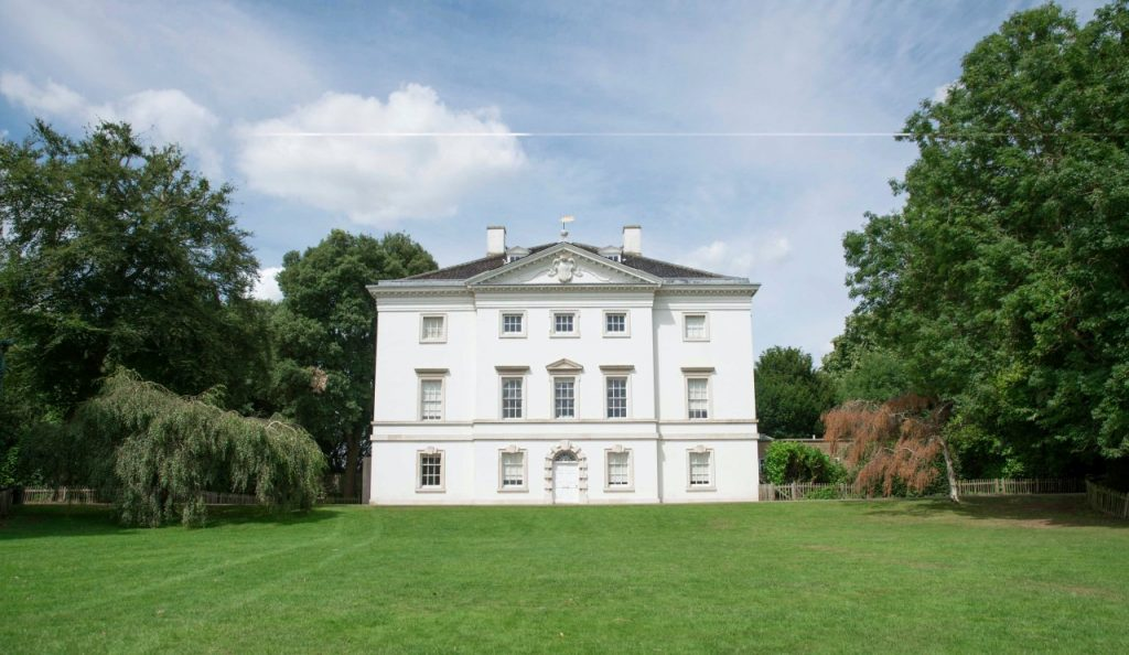 Featured image for Marble Hill House