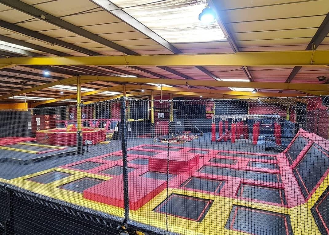 Jump Adventure Trampoline Park