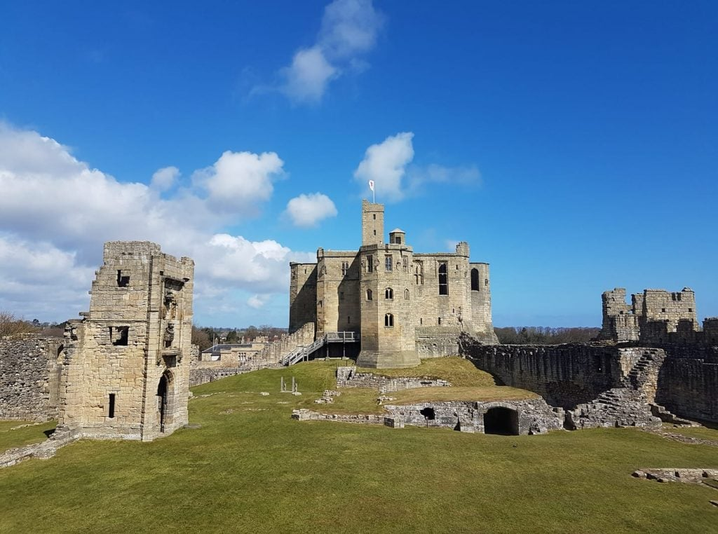 Featured image for Warkworth Castle