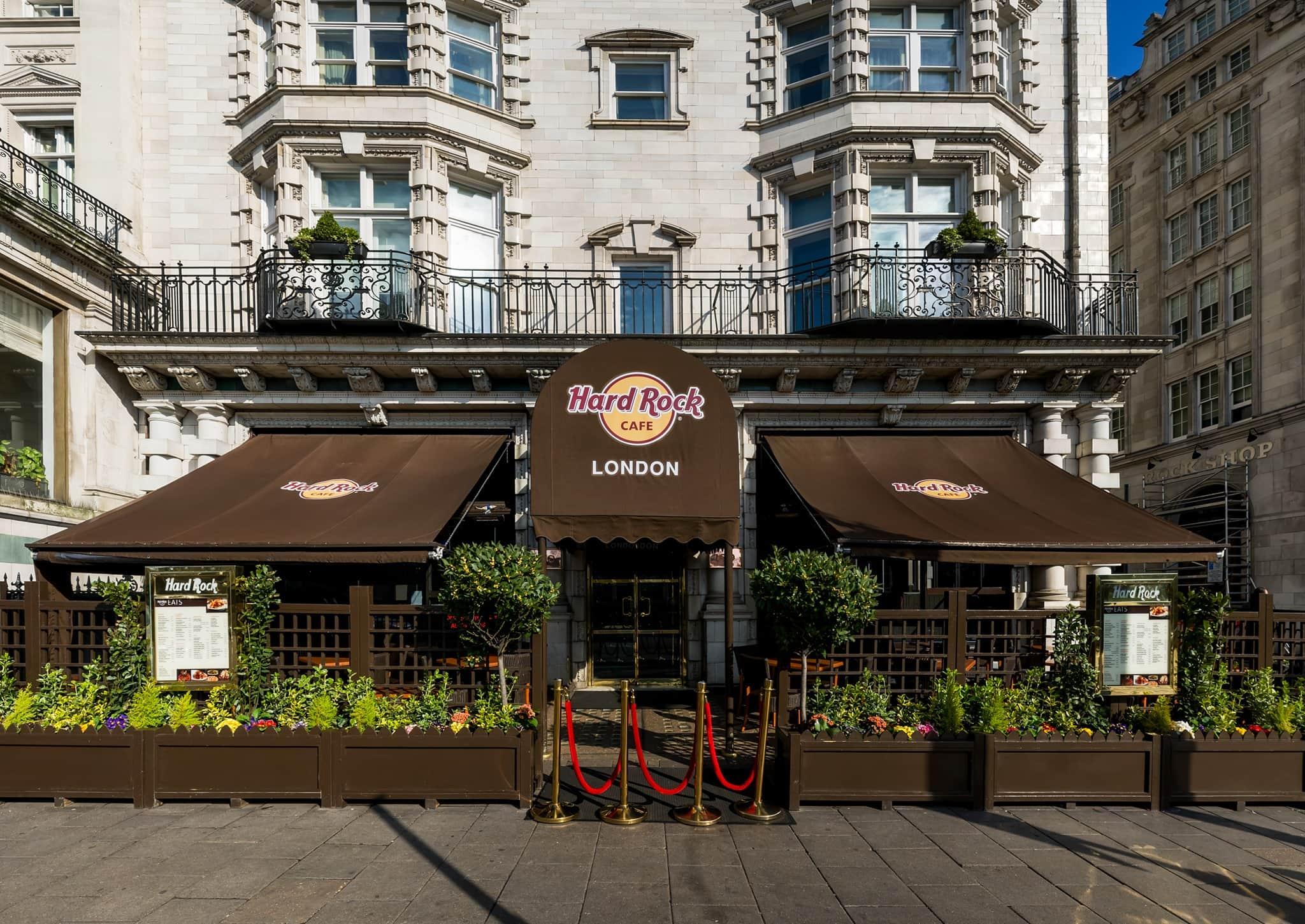 Hard Rock Cafe London Old Park Lane