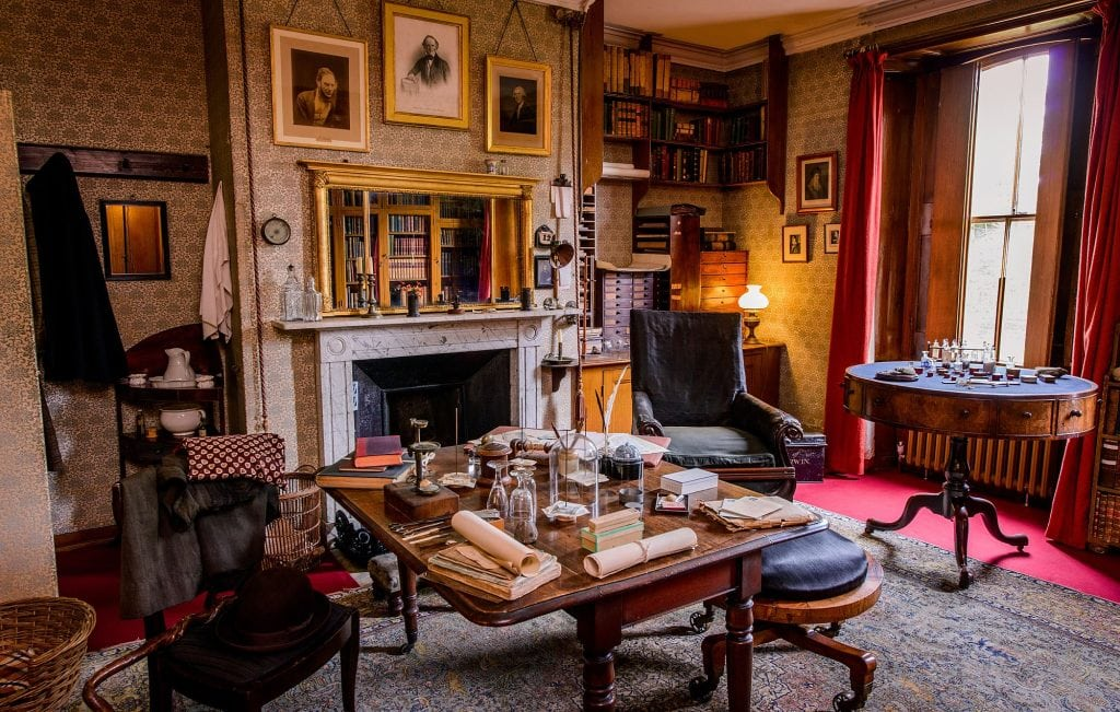 Home of Charles Darwin Down House