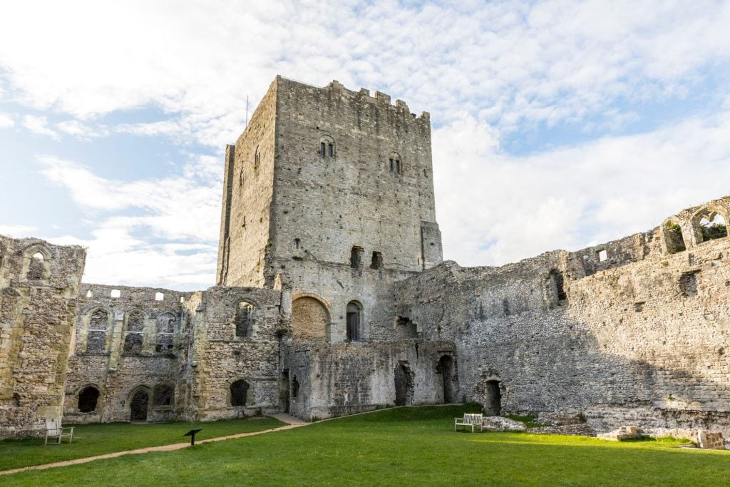 Featured image for Portchester Castle