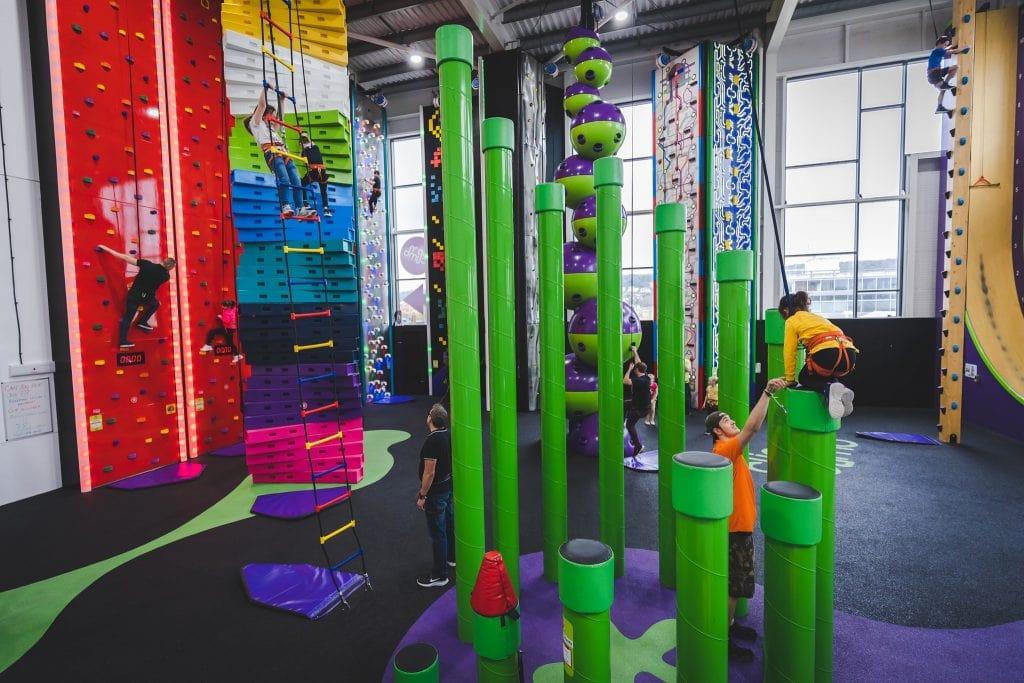 Featured image for Clip 'n Climb Weston Super Mare