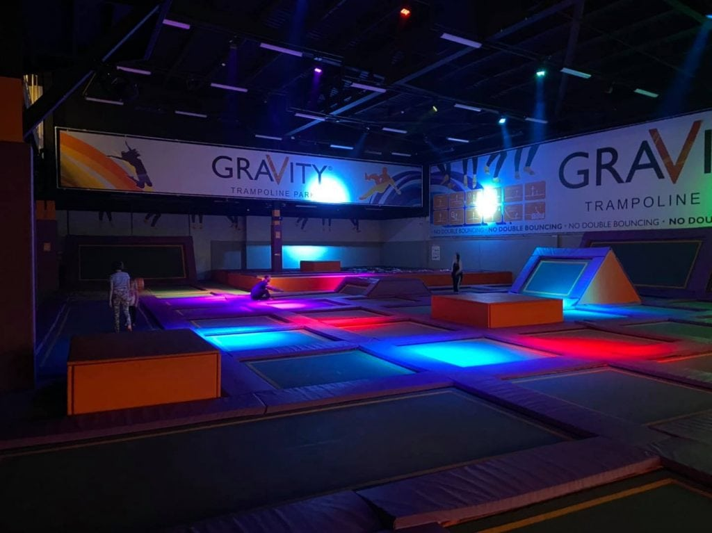 Featured image for Gravity Trampoline Parks Hull