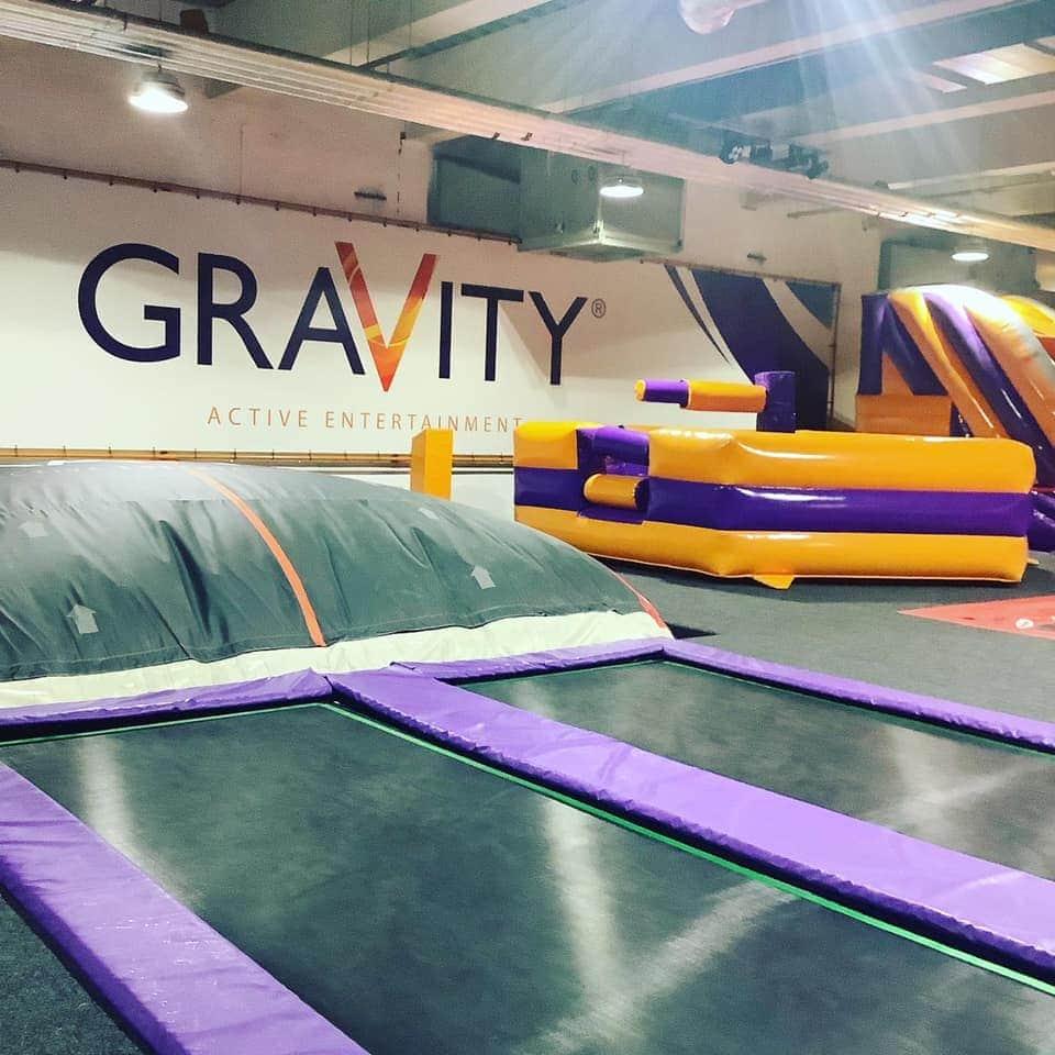 Gravity Active Entertainment Luton