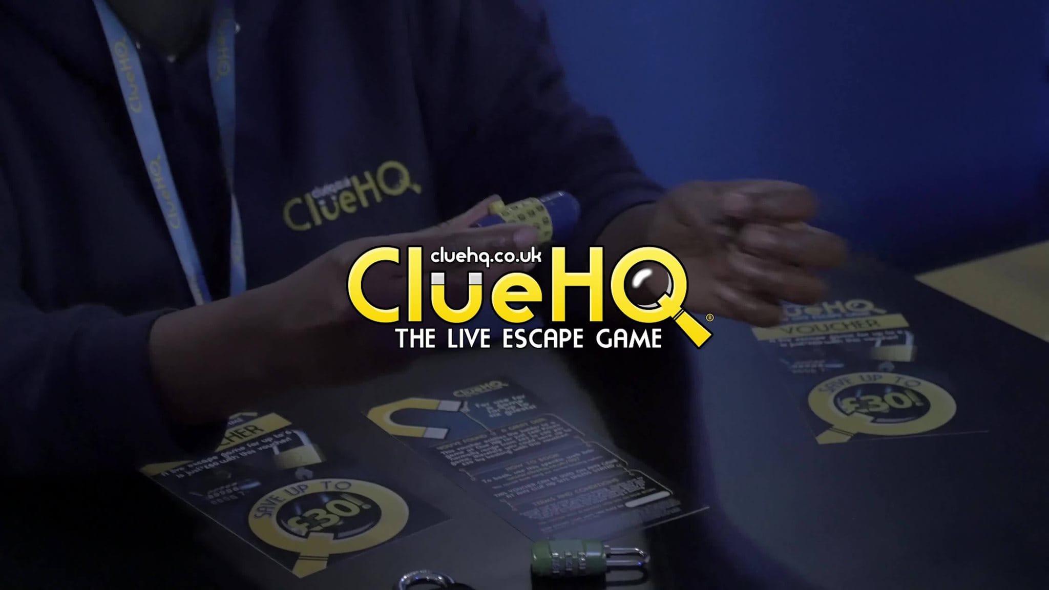 Clue HQ Malvern