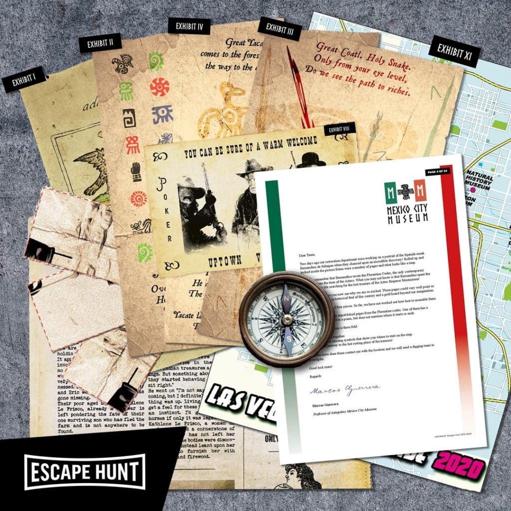 Thumbnail for Escape Hunt Lakeside