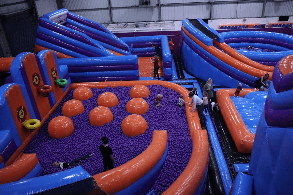Inflata Nation Manchester