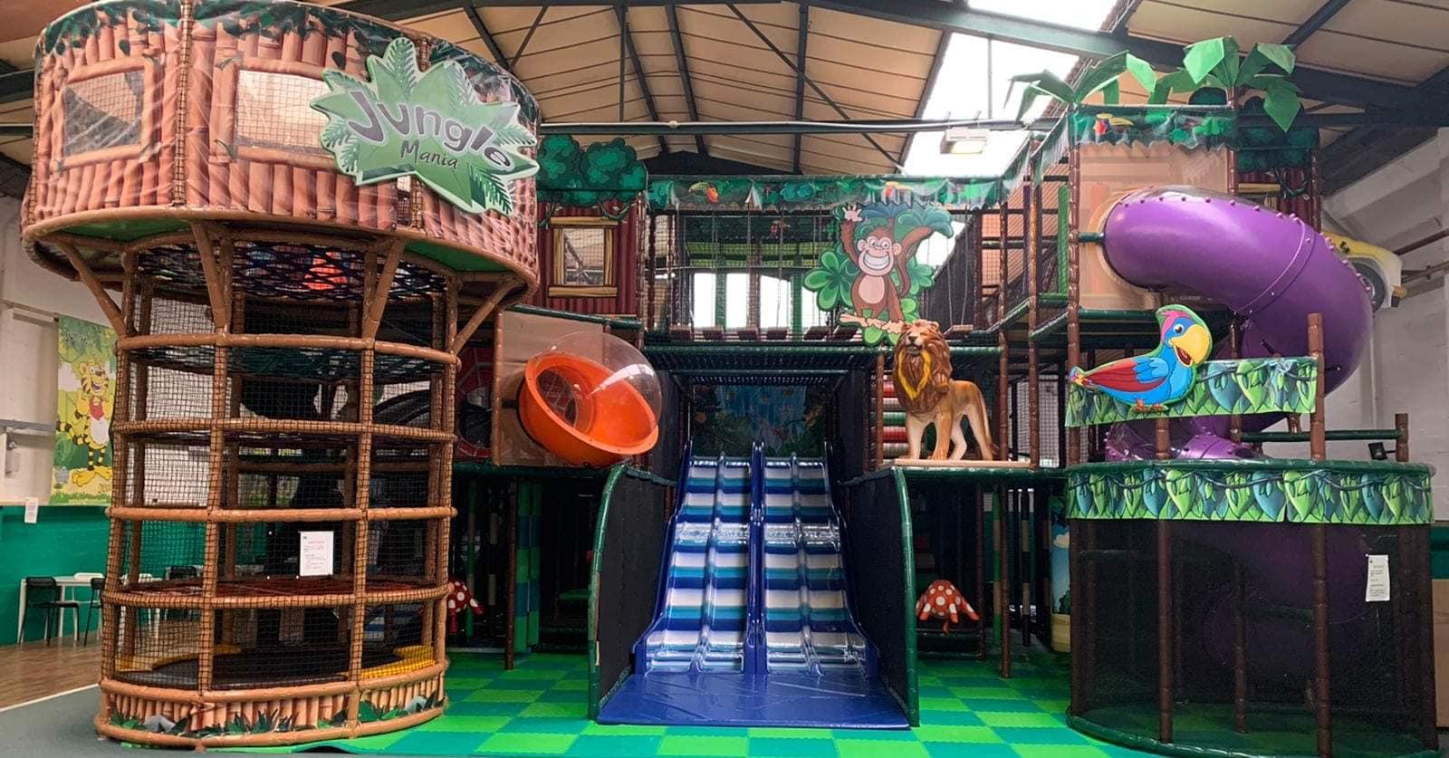 Jungle Mania Bourne End