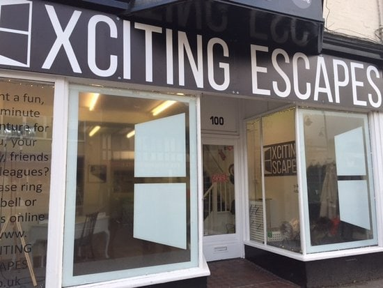 Thumbnail for Exciting Escapes Southampton